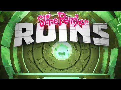 SLIME RANCHER RUINS UPDATE - Slime Rancher Ruins 0.5.0 Update - Quantum Slime and Ruins