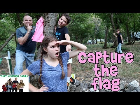 CAPTURE THE FLAG / That YouTub3 Family