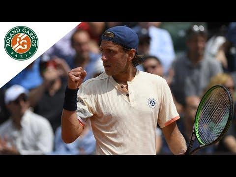 Lucas Pouille vs Cameron Norrie - Round 2 Highlights I Roland-Garros 2018