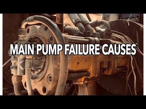 Hydraulic Pump Failure And Maintenance Tips
