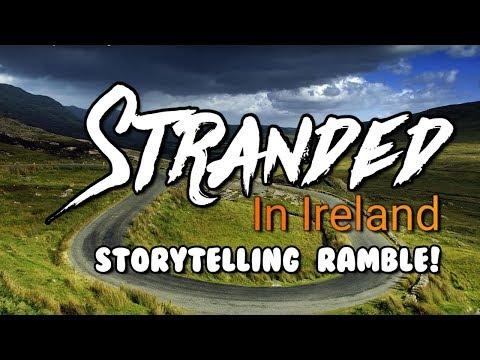 Ramble Podcast #1 : Stranded In Ireland on St. Patricks Day! 😮🍀 [Peek Into My Patreon]