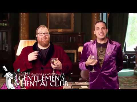 The Gentlemen's Hentai Club Season One!!!