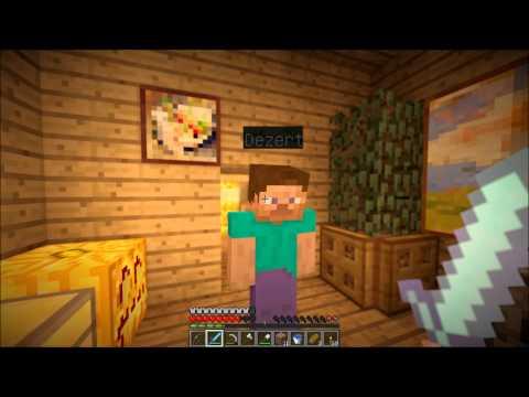 """Смотреть прохождение игры [Coop & Friends] Minecraft 1.3.1. Серия 23: """"Epic Fail и горсть алмазов..."""""""