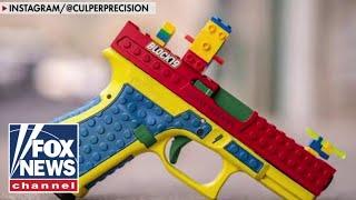 'The Five' slams gun company for creating firearm that looks like LEGOs