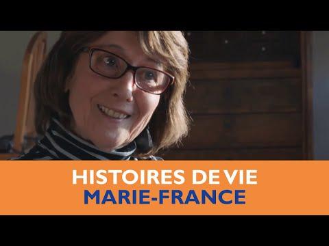 GMF - Histoires de vie : Marie-France