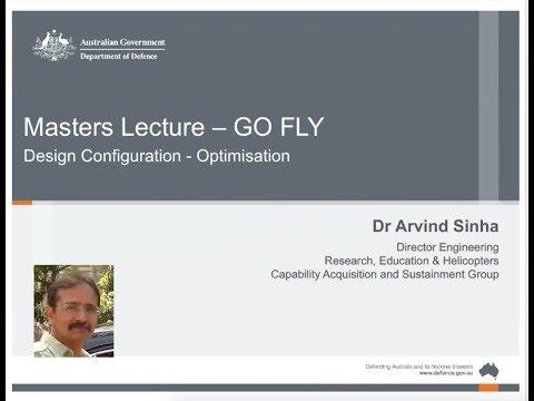 Master Lecture: Aircraft Optimization