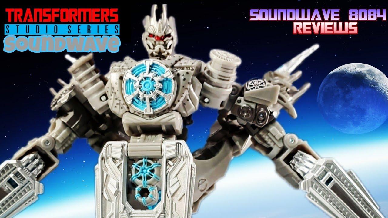 Transformers Studio Series 62 RoTF Soundwave Review By Soundwave 8084