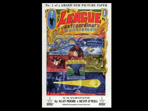 "The League of Extraordinary Gentlemen: Book One ""Empire Dreams"""