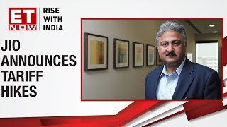 Sanjay Kapoor, former CEO of Bharti Airtel on Jio's tariff hike & more