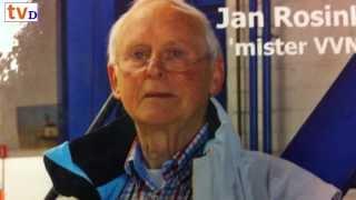 Jan Rosink 3 over op de Sparta naar de gemeente en Veilig Verkeer