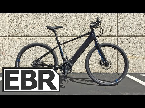 Raleigh Redux iE Video Review - Fast, Quiet, Stealth