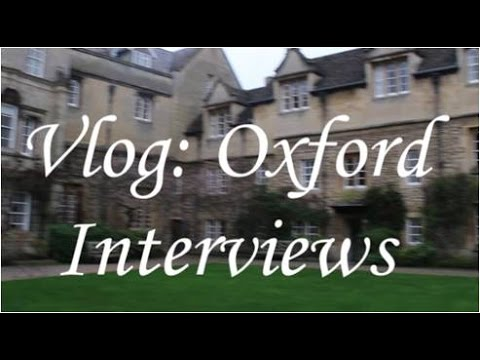 Oxford Interviews: My experience at Hertford College
