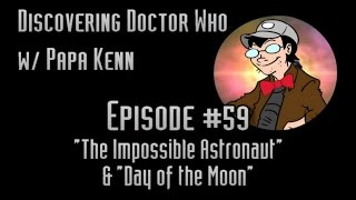 Discovering Doctor Who (Ep. #59) -