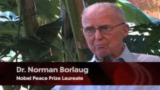 Dr. Norman Borlaug: India