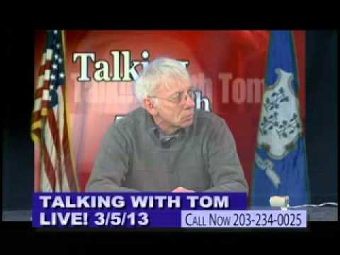 TALKING WITH TOM 3-5-13 MUSICIAN JAMES VEGA COPELAND_x264
