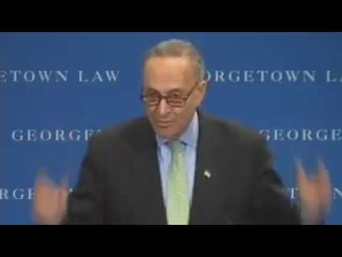 "Schumer In 2009: Illegalls Are ""Illegal Aliens,"" Not ""Undocumented""…Fence Made Border ""More Secure"""