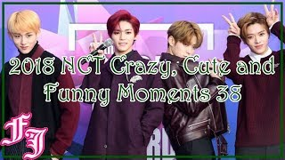 2018 NCT Crazy, Cute and Funny Moments 38