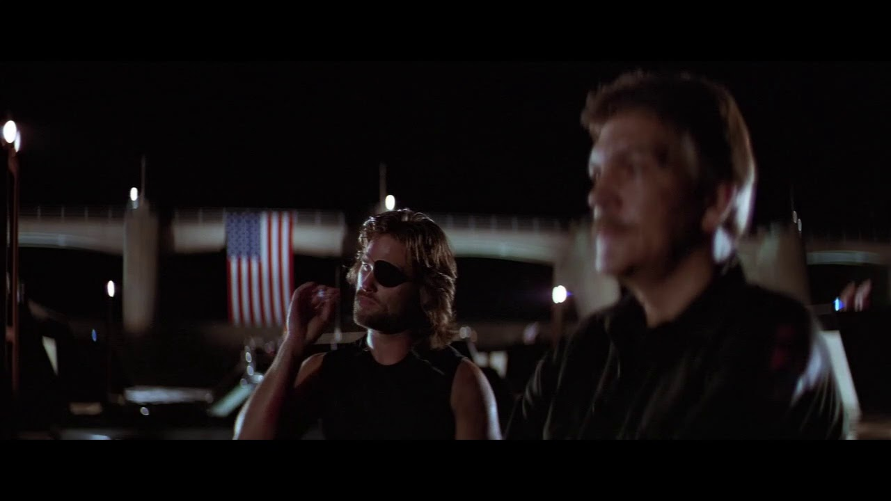 Escape New York'  PT -18 Kurt Russell, Lee Van Clef, Issac Hayes - Full Movie [1981]