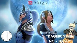 REACT : Pertama Kali Main DOTA 2 (Indonesia) - Kagebunshin No Jutsu