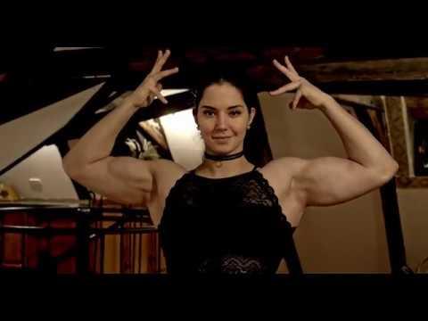 Slava Galagan – Loft – Fbb – Female bodybuilding – fitvids.co.uk