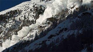 Lawinenabgang bei Zermatt (wetteronline.de)