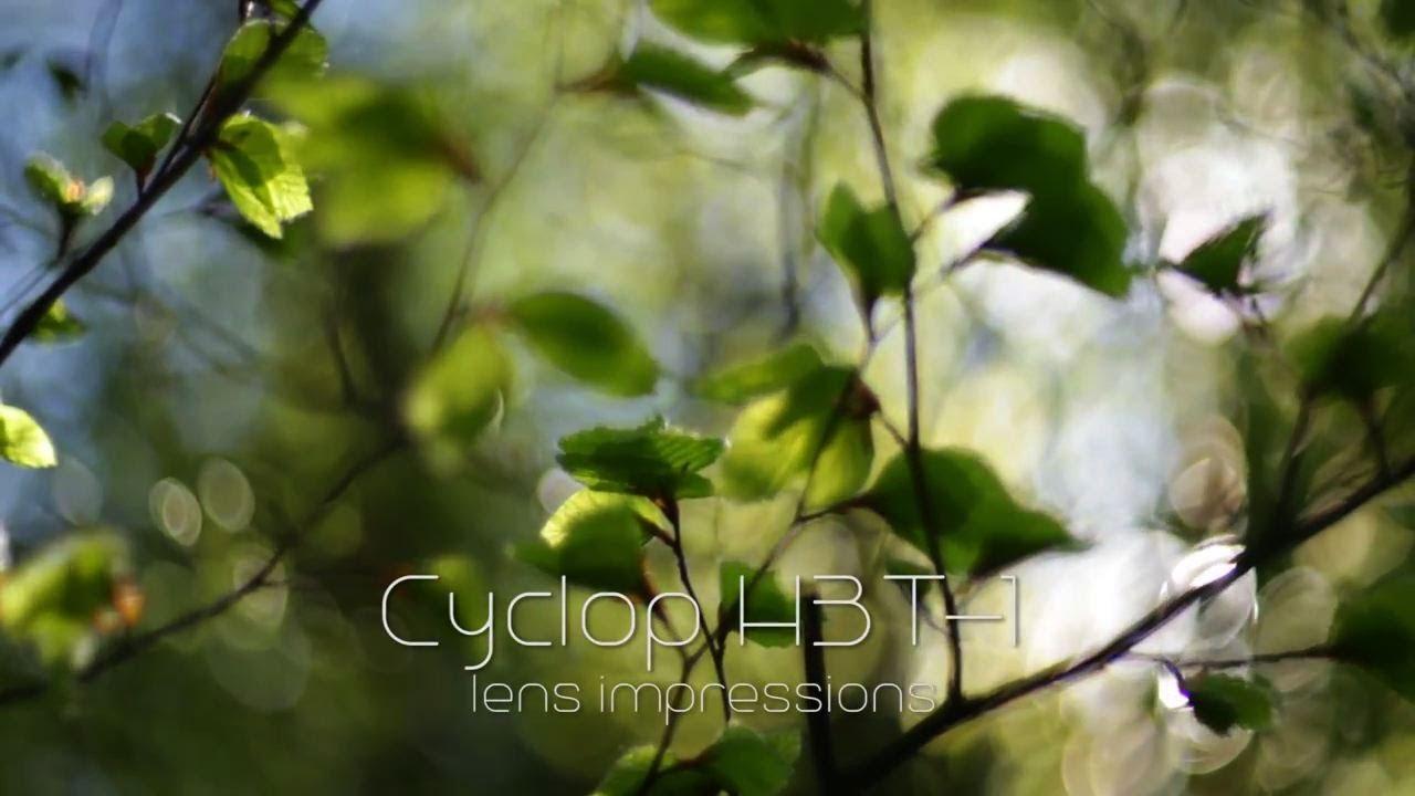 Cyclop 1 H3T-1 1 5 / 85mm Helios | Vintage Camera Lenses
