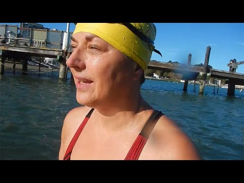 Bay Area Woman Set to Swim from Alcatraz for 1000th Time