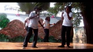 Gauranga Gokul Bhajan Nigeria Camp - Krishna Rap Song And Dance