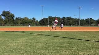 2018-10-21 Stars Baseball (Natale) 4th Inning Batting vs TPA Nationals (Batts)
