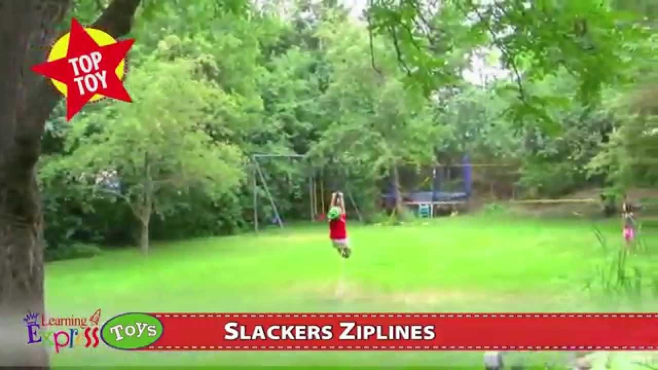 top toys eagle zipline with brake kit youtube