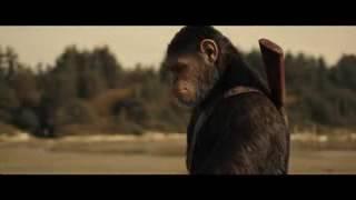 Трейлер фильма про обезьян 2017 года