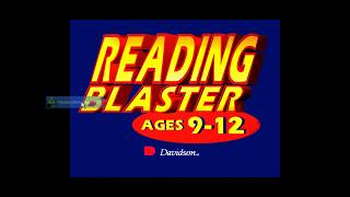 Reading Blaster Ages 9-12 Playthrough