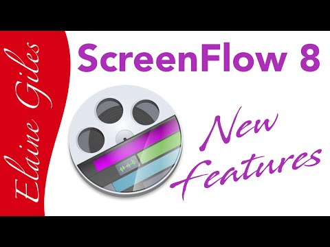 Telestream ScreenFlow 8 - More Than Screencast Software
