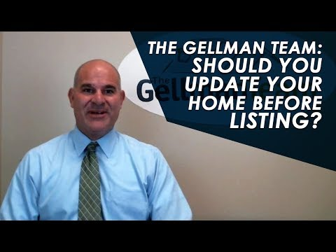 St. Louis Real Estate Agent: Should you update your home before listing?