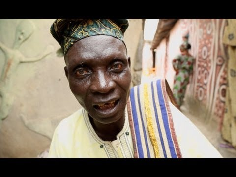 Black-Magic Music & Juju Fashion at Nigerian Shrine (Part 3)