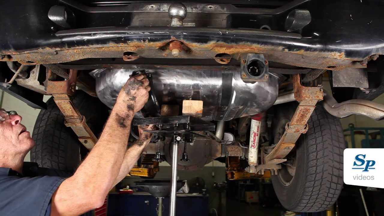 hight resolution of fuel pump assembly filler neck and tank replacement for 97 02 blazer and jimmy youtube