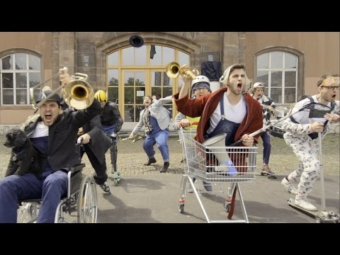 BRASS DEPARTMENT - The Rescue Of A Birthday Party (Hip Hop Medley)