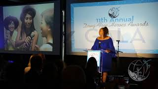 Drug Free World - Drug Free Heroes Awards Gala - NYPD School Safety Director Speech