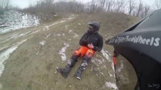 Dirt Scoot Diaries: Eating S*** For Breakfast