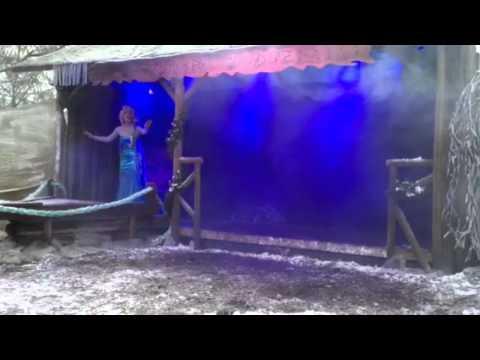 Let it Go - Frozen Experience