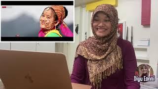 Fyonladiya Song | Kishan Mahipal | Uttarakhandi Popular Song | REACTION | Diyu Eonni