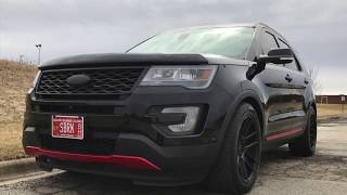 2016 Ford Explorer Platinum - Evolution of My Ride