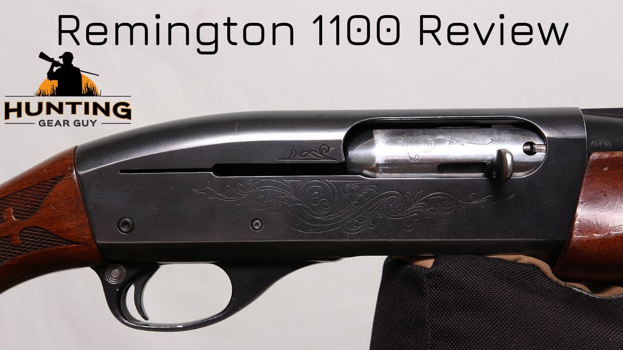 dating a remington 1100 shotgun