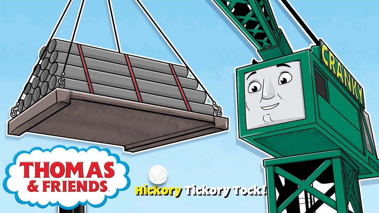 Hickory Dickory Dock - Thomas & Friends™ Nursery Rhymes & Kids Songs
