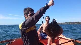 Рыбалка Черное Море - Fishing in the Black Sea