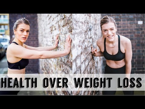 FITNESS INDUSTRY NEEDS TO CHANGE  | HEALTH OVER WEIGHT LOSS