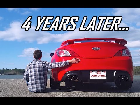 Owning My Genesis Coupe 2.0T 4 Year UPDATE