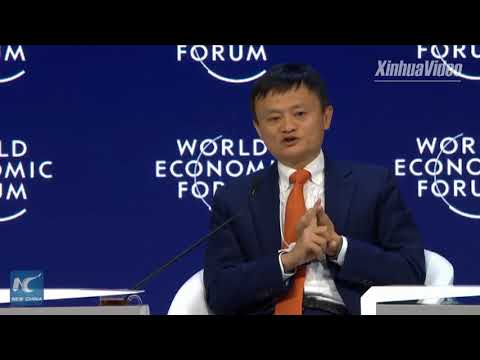 Jack Ma: E-commerce is the future
