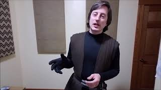 May the Fourth Be With You! Luke Skywalker Costume!