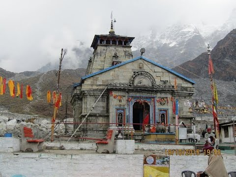 Kedarnath Yatra Videos - How to go to Kedarnah from Gaurikund Using New Trek